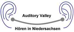Audiologie Initiative Niedersachsen - Auditory Valley (Logo)